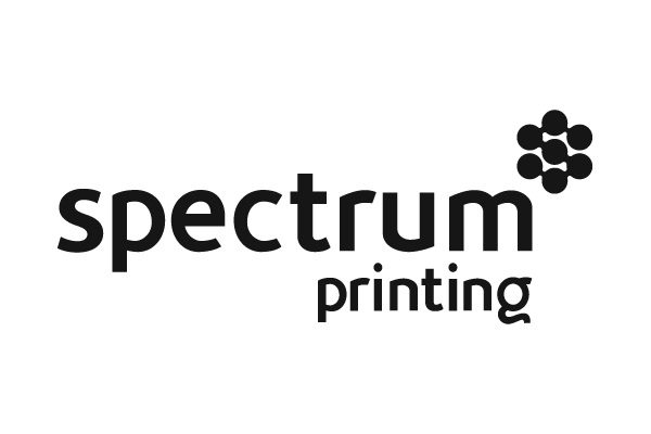 Spectrum black & white logo version 1