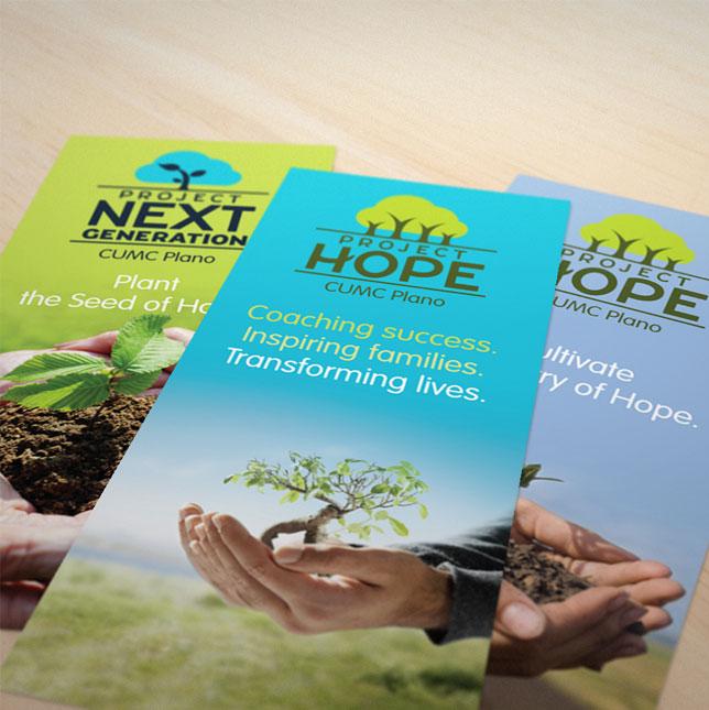 ProjectHope-Brochures