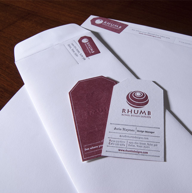 Rhumb-Stationery